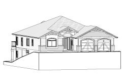 Bungalow – 1887 sq.ft.