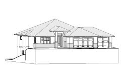 Bungalow – 1701 sq.ft.