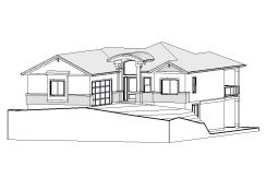 Bungalow – 1546 sq.ft.