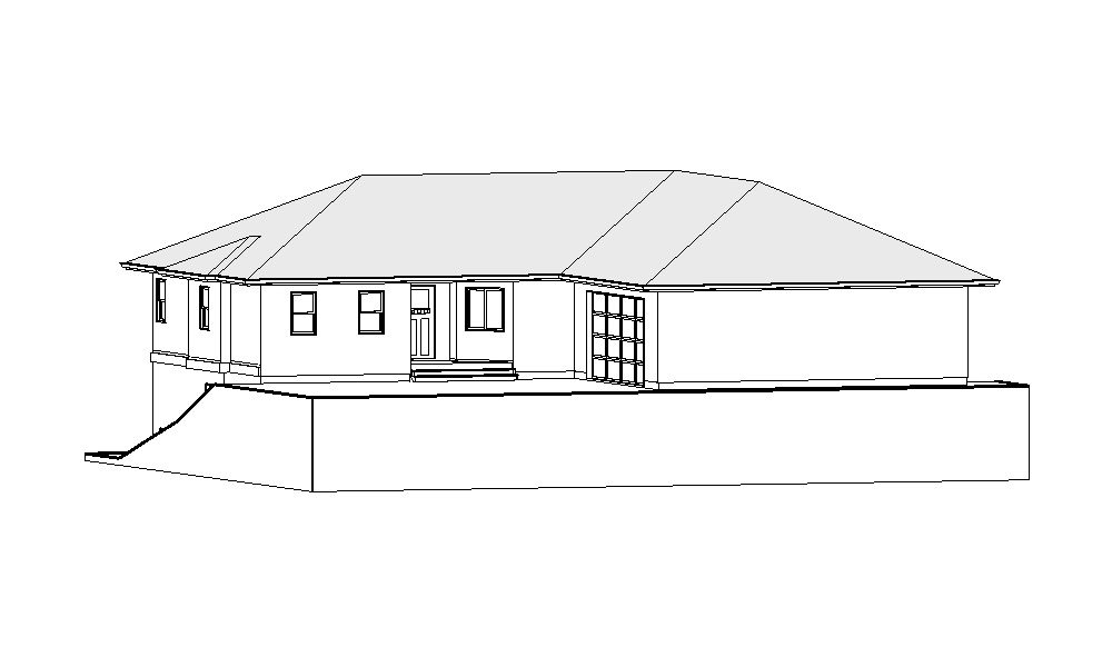 Bungalow – 1499 sq.ft.