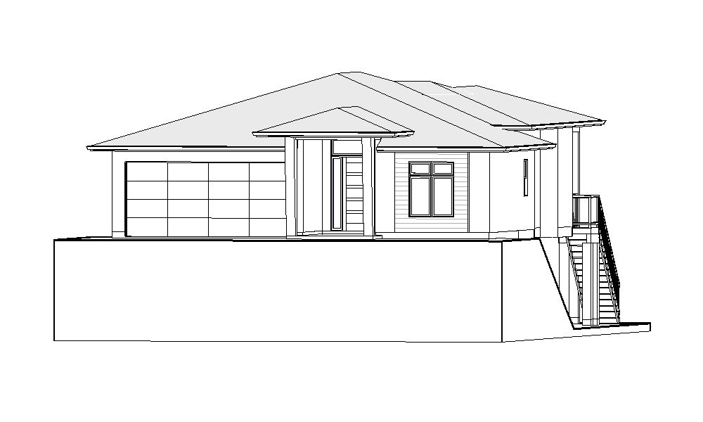 Bungalow – 1561 sq.ft.