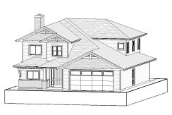 Two Storey – 2553 sq.ft.