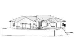 Bungalow – 1932 sq.ft.