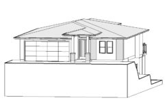 Bungalow – 1495 sq.ft.