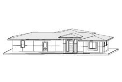 Bungalow – 1873 sq.ft.