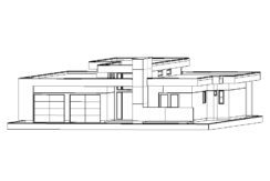 Bungalow – 2575 sq.ft.