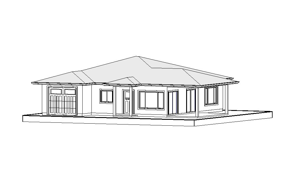 Carriage Home – 1181 sq.ft.