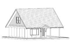 Carriage Home – 963 sq.ft.