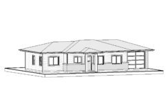 Carriage Home – 964 sq.ft.