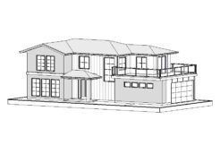Two Storey – 2005 sq.ft.