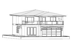 Two Storey – 2573 sq.ft.