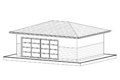 Garage/Workshop – 30ft.x22ft.