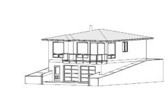 Carriage Home – 966 sq.ft.