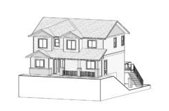 Two Storey – 2547 sq.ft.