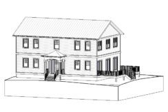 Two Storey – 3213 sq.ft.