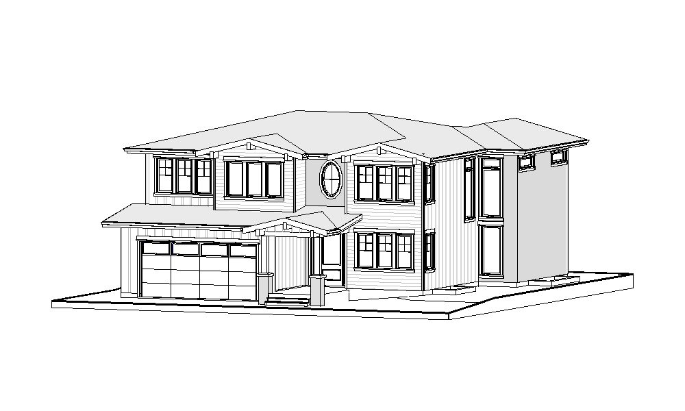 Two Storey – 2452 sq.ft.