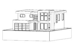 Two Storey – 2584 sq.ft.